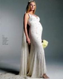 00b53af9d0 Kismama esküvői ruhák - ALMÁSSY ÉVA LUX Esküvői Ruhaszalon Budapest