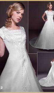 c03a1da0ad Venus esküvői ruha - ALMÁSSY ÉVA LUX Esküvői Ruhaszalon Budapest