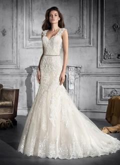 Luxus menyasszonyi ruhák - ALMÁSSY ÉVA LUX Esküvői Ruhaszalon Budapest b398acbe66